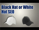 Black hat and White hat Search Engine Optimization