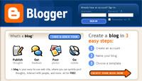 Blogging - Information, Information, Information