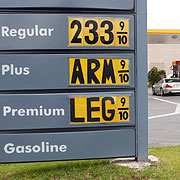 Gas Prices Keep Rising