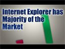 IE Has the Majority of the Market; Designers building for only IE 6