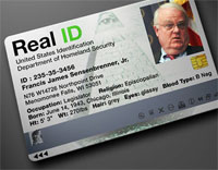 Real ID - New Drivers License