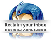 Thunderbird - Reclaim your Inbox