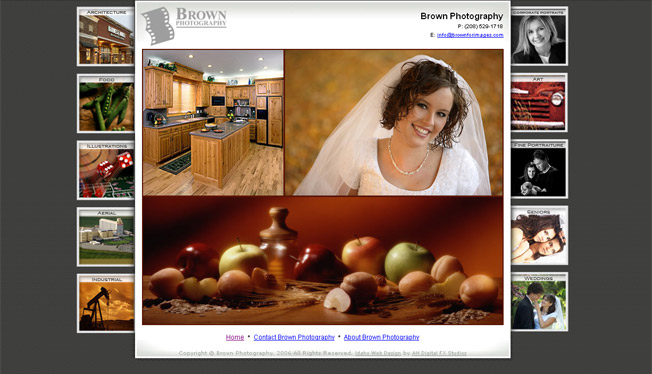 Brown Photography :: Professional Commercial Photographers :: http://www.brownforimages.com