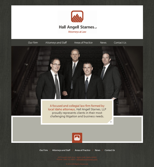 Hall Angell & Associates :: Idaho Falls Attorneys - Hall Angell & Associates :: http://www.hasattorneys.com