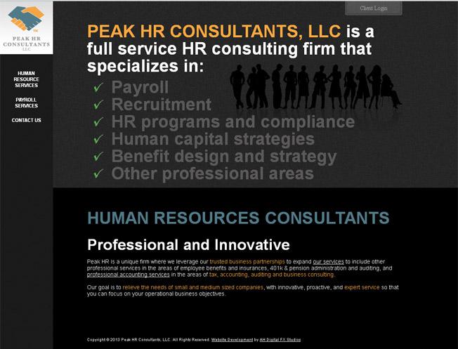 Peak Human Resources Consultants ::  :: http://www.peakhrconsultants.com
