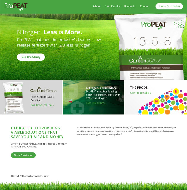 ProPeat :: Carbon-Based Fertilizer :: http://www.propeat.com