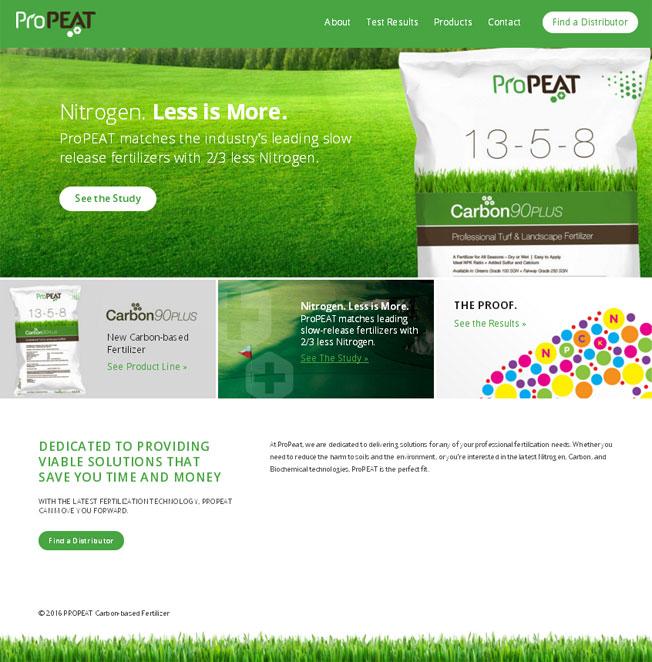 ProPeat :: Carbon-Based Fertilizer :: http://www.propeat.com